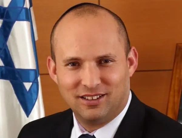 Naftali Bennett Israel Biden