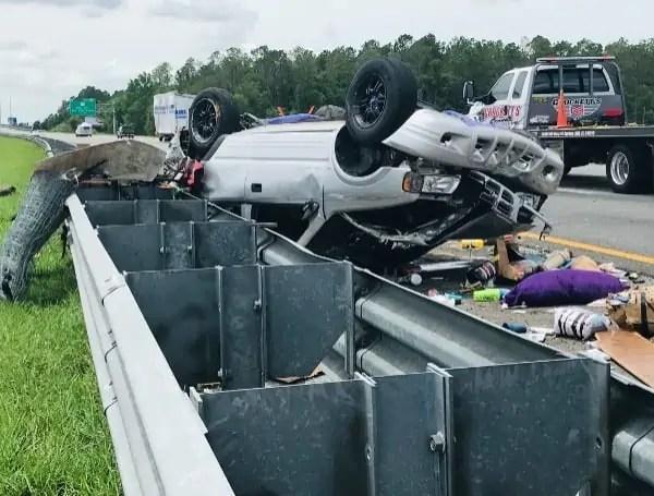 Crash In Pasco County