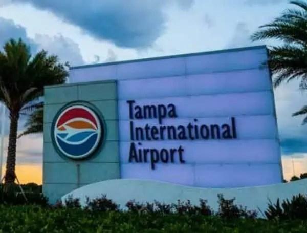 Tampa Airport News Portland Destination