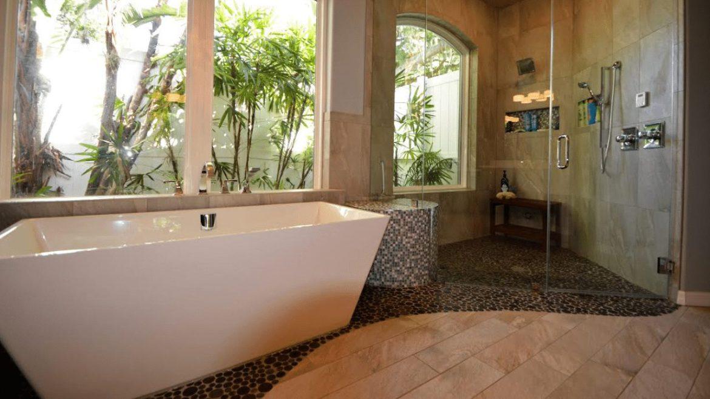 Bathroom Flooring Tampa   The Bath & Kitchen Gallery   Tampa, FL