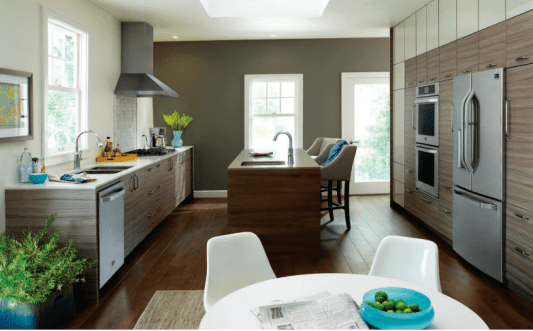 bathroom and kitchen gallery