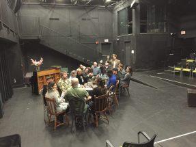 Act II Rehearsal