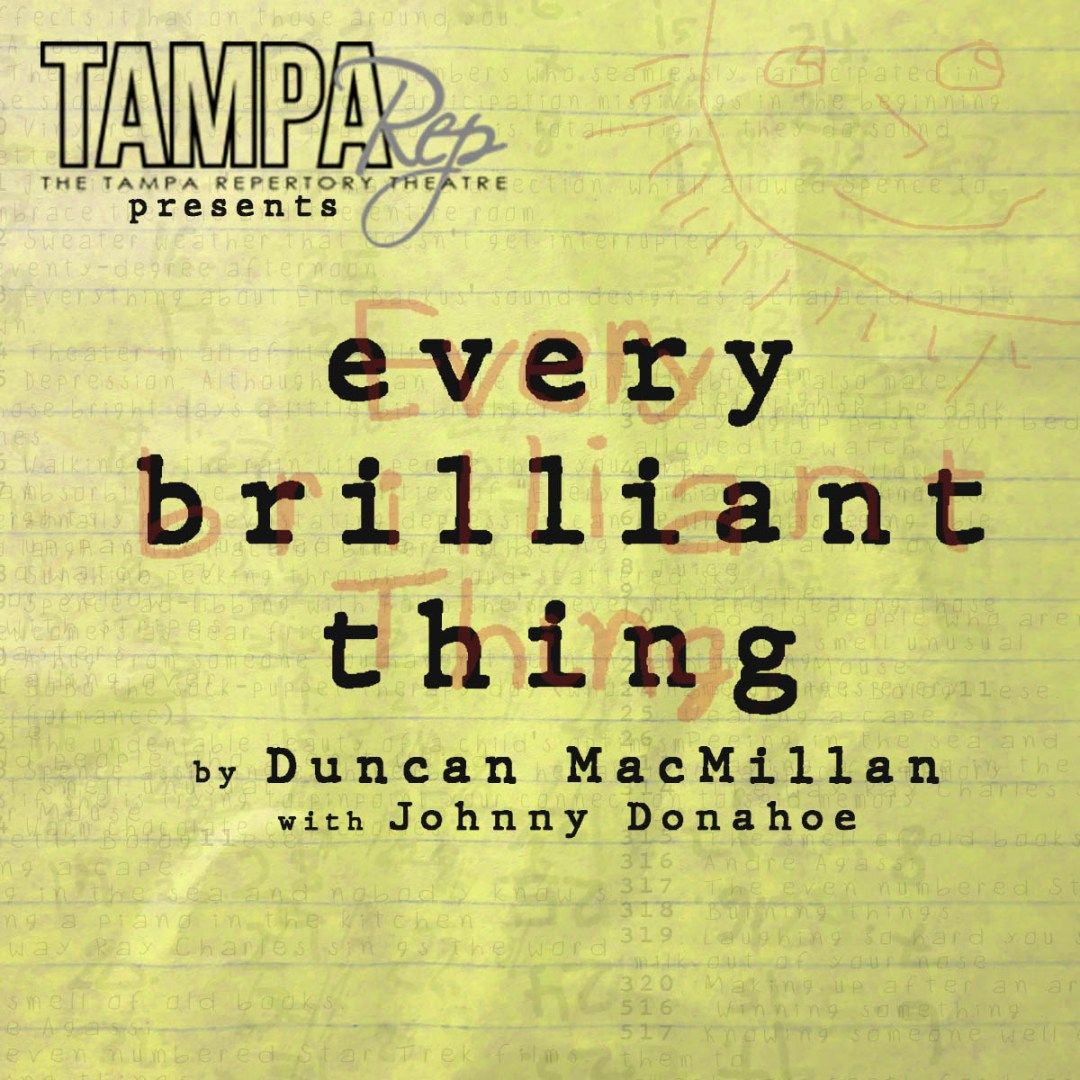 Every Brilliant Thing square