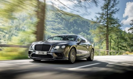 Continental Supersports Bentley