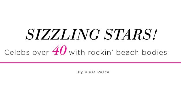 Sizzling Stars !