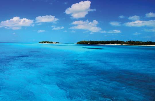 The Bimini Islands