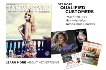 Advertise with Tampa Style