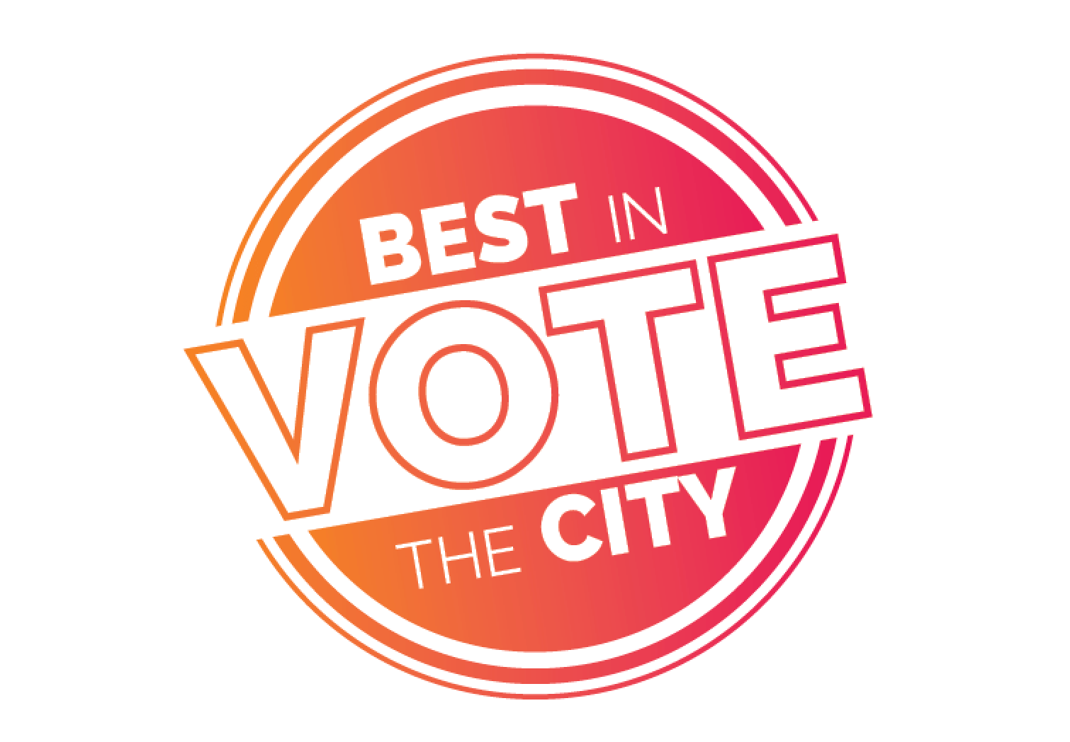 VOTE BEST IN THE CITY