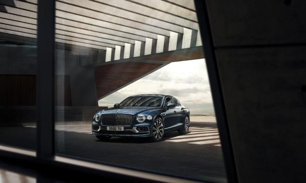 The All New Bentley FLYING SPUR