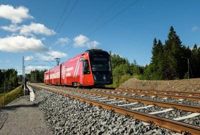 Ensimmäinen täysin varusteltu Ratikka saapuu Tampereelle viikonloppuna 12.-13. syyskuuta