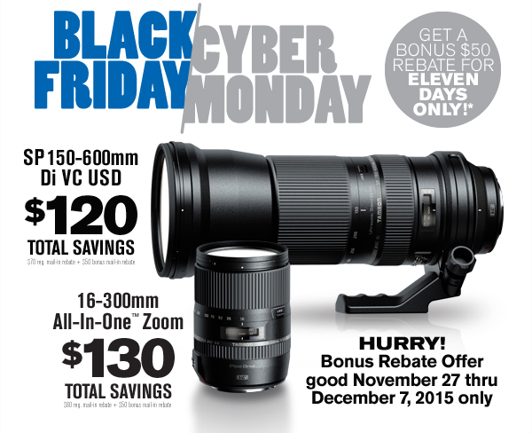 Black Friday Cyber Monday Rebate