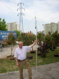 Antenin bitmiş hali