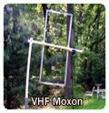 2 Metre Moxon Anteni (VHF)