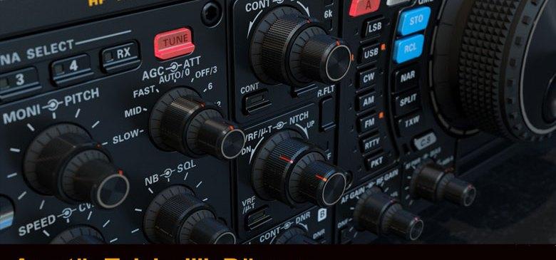Ham Radio Deluxe (HRD) Yazılımı-1
