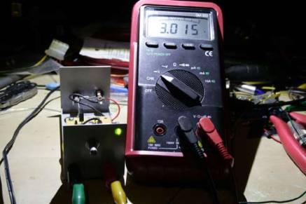 Değer ölçümleri ve kontrol.