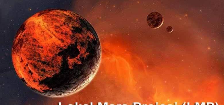 Lokal Mars Projesi (LMP) – 1.Bölüm