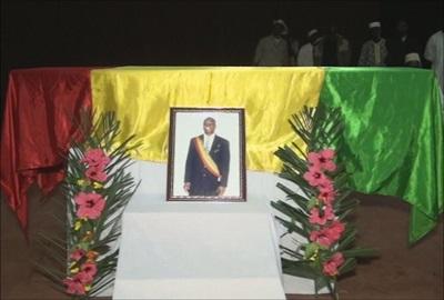 Feu Almamy Fodé Sylla, ancien ministre et député. Source: tamtamguinee.com
