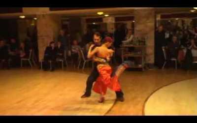 BA Tango, neotango improvvisazione.