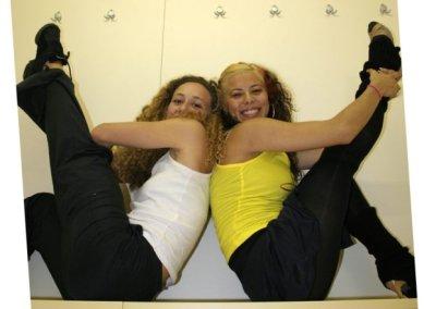 Sophie e Melissa Fernandez