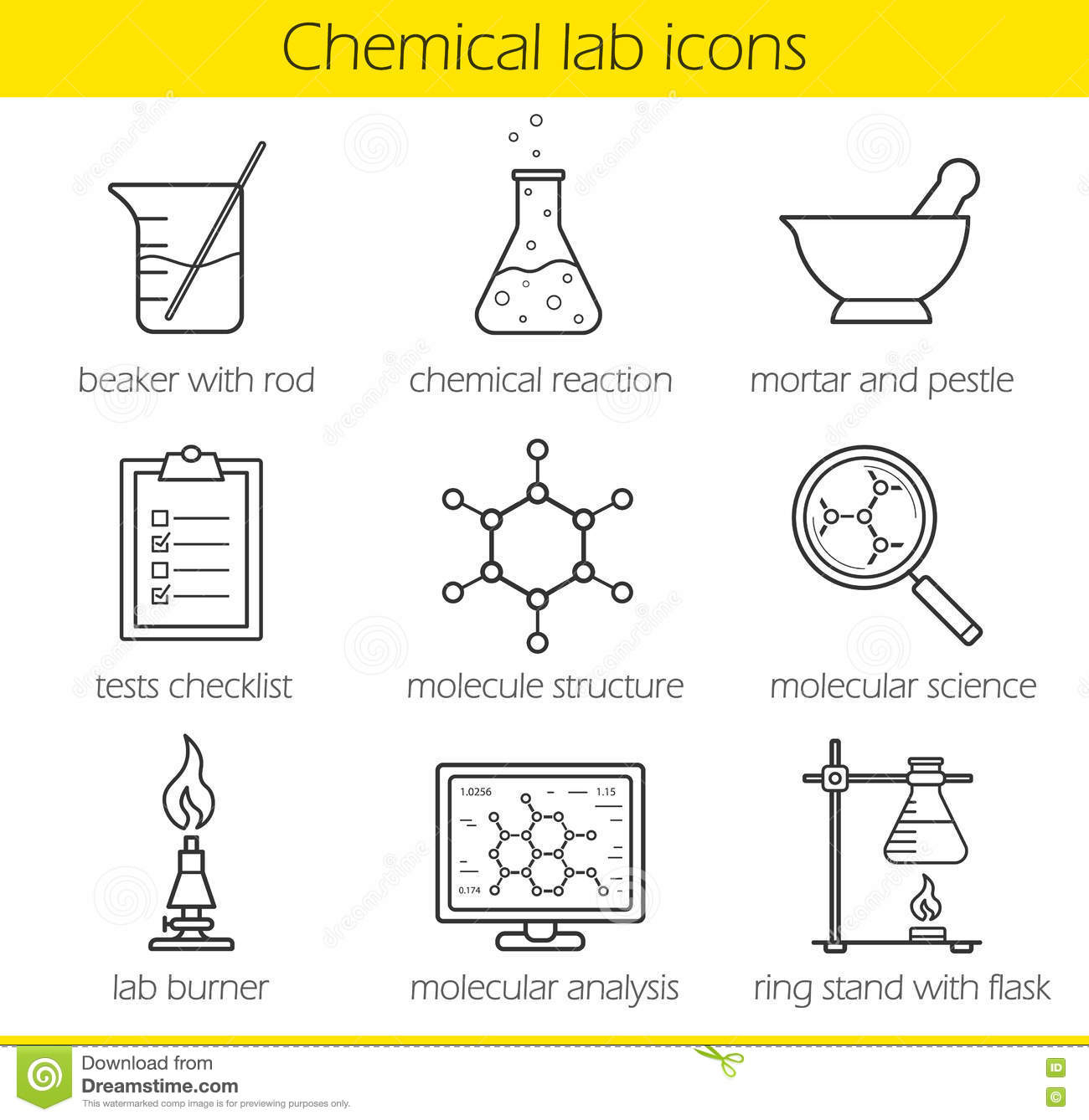 Science Tools Worksheet For Middle School