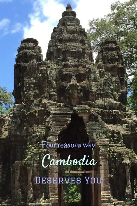 Cambodia Pin