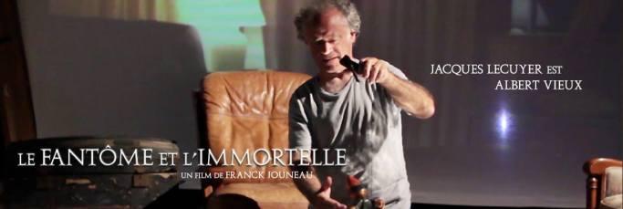 Le fantôme et l'immortelle (2012) par Franck Jouneau avec Mathilde Dubosc