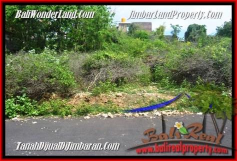 JUAL MURAH TANAH di JIMBARAN BALI 2,25 Are View laut toll Lingkungan villa