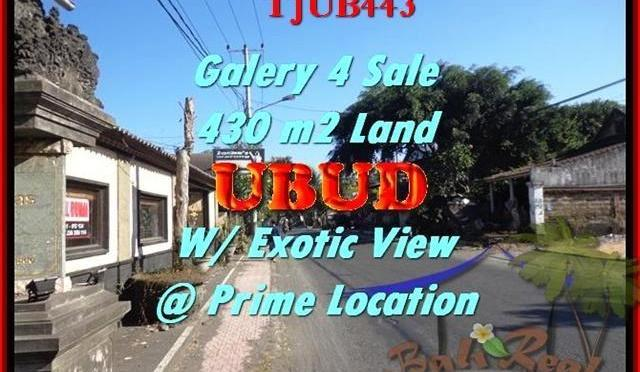 JUAL TANAH di UBUD TJUB443