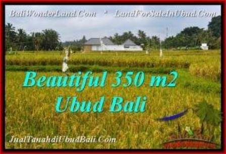 DIJUAL MURAH TANAH di UBUD BALI 3.5 Are di Sentral Ubud