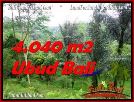 DIJUAL TANAH MURAH di UBUD BALI TJUB555