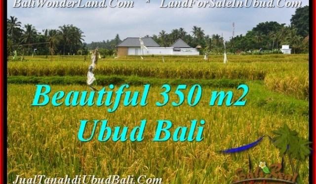 INVESTASI PROPERTI, DIJUAL MURAH TANAH di UBUD BALI TJUB540