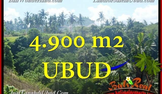 TANAH DIJUAL MURAH di UBUD TJUB665