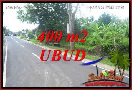 JUAL Murah Tanah di Ubud Bali 4 Are View Lingkungan Villa