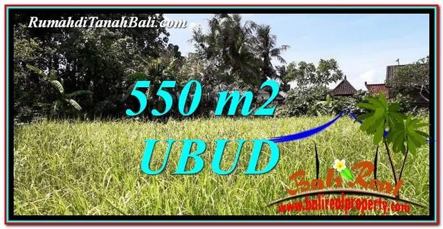 TANAH DIJUAL di UBUD BALI 6 Are di Sentral Ubud