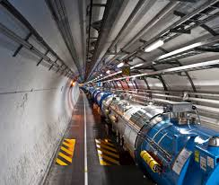 Large Hadron Collider (LHC) Tunnel Sector 3-4