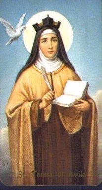 tanahoy.com St._Teresa_of_Avila