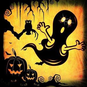 tanahoy.com halloween ghosts