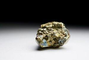 healing properties of pyrite