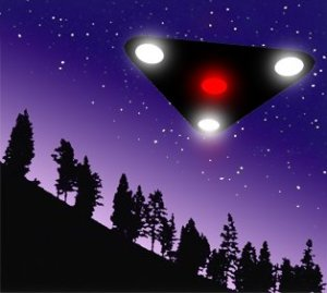 tanahoy.com Black Triangle UFO