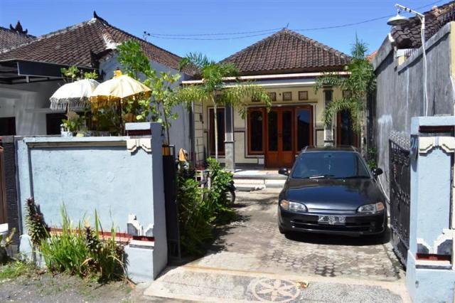 Dijual Rumah Di Denpasar Monang Maning (R1021)