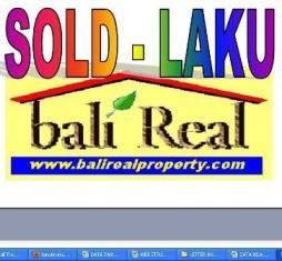 Dijual tanah di Jimbaran, Bali murah hanya 850 ribu / m2 - TJJI010