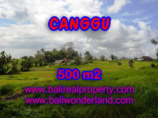 Tanah di Bali dijual 5 Are di Batu Bolong