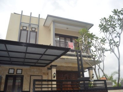 Rumah Cantik Dijual di Denpasar, dengan View Sawah - R1141