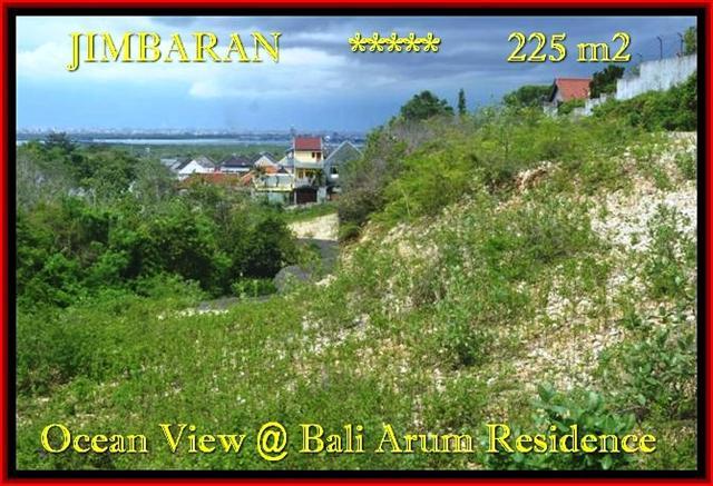 DIJUAL TANAH MURAH di JIMBARAN 225 m2 di Jimbaran Uluwatu