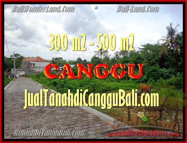 JUAL TANAH di CANGGU BALI Untuk INVESTASI TJCG150