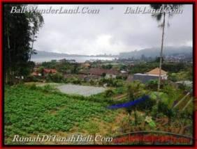 TANAH di TABANAN BALI DIJUAL MURAH 1,400 m2 View Danau Beratan dan Gunung