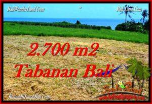 TANAH di TABANAN DIJUAL MURAH Untuk INVESTASI TJTB286