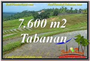 TANAH di TABANAN DIJUAL MURAH Untuk INVESTASI TJTB347