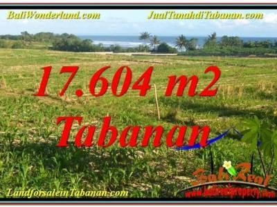 TANAH di TABANAN DIJUAL MURAH Untuk INVESTASI TJTB342
