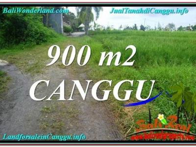 INVESTASI PROPERTY, DIJUAL TANAH MURAH di CANGGU TJCG215